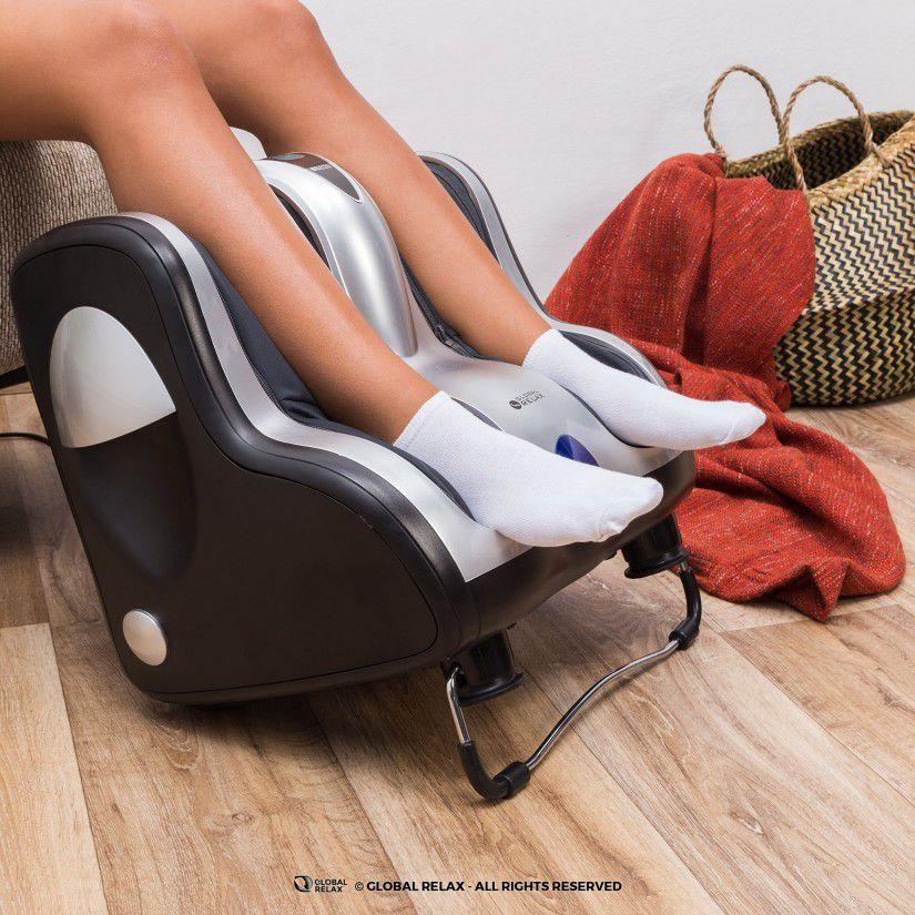 Massaggiatore per piedi elettrico - VITALZEN - Global Relax