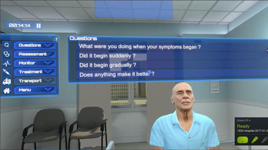 Simulazione di incontri virtuali online