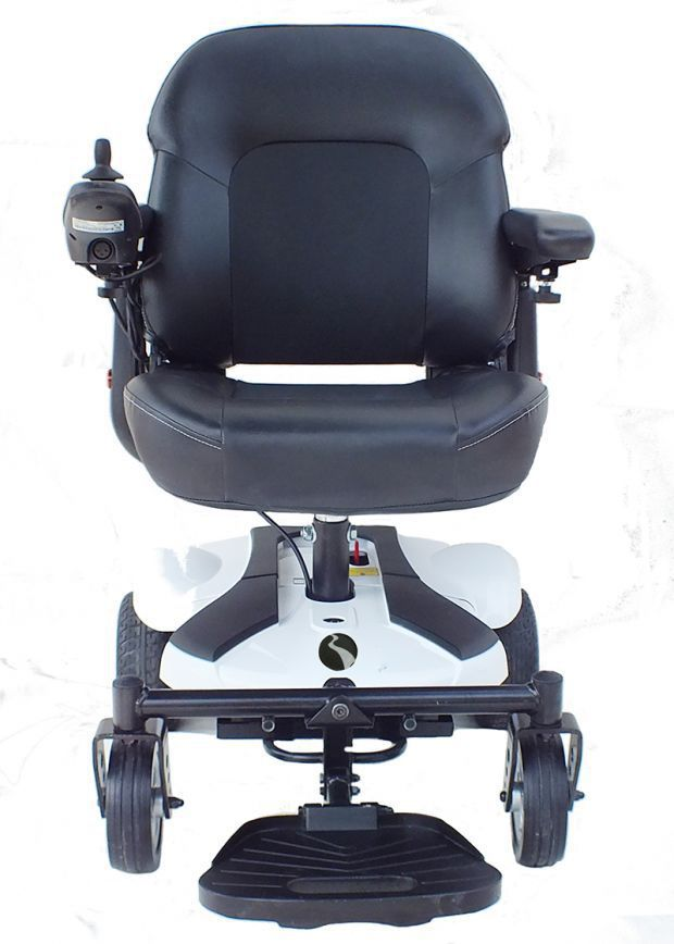 Sedia a rotelle elettrica - Rascal Rio - Electric Mobility ...