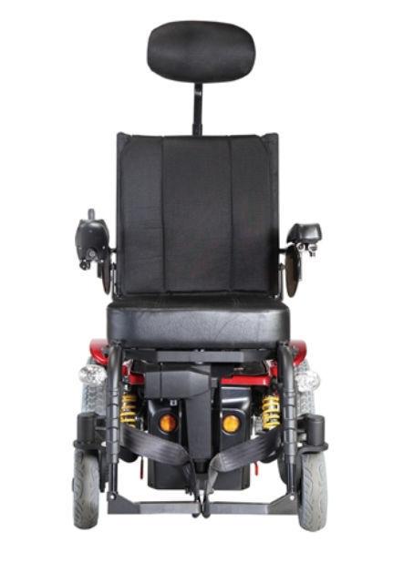 Sedia a rotelle elettrica - Morgan Sling - Karma Medical ...