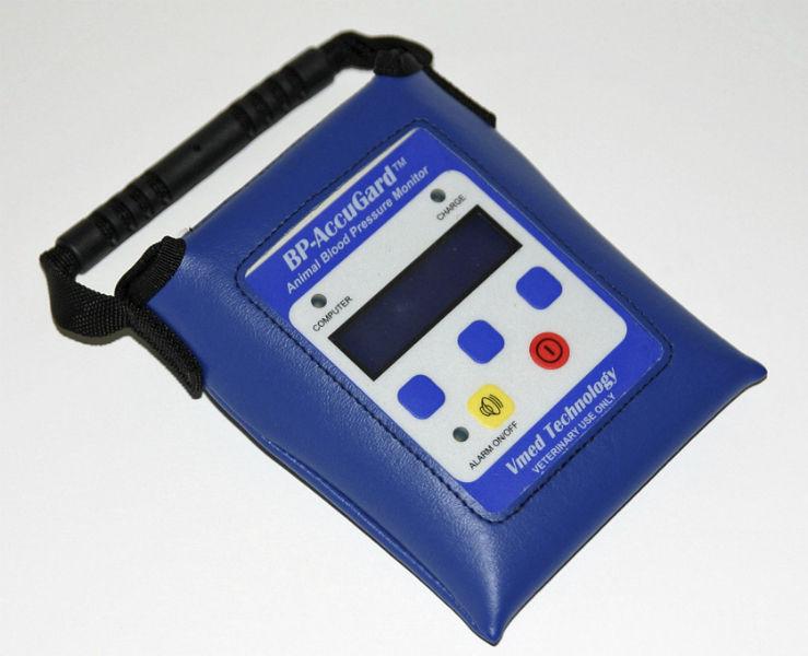Sfigmomanometro elettronico veterinario - BP-AccuGard..