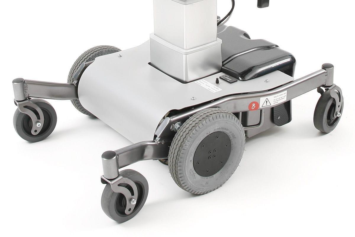 Sedia a rotelle elettrica - Flexmobil i6 SitRite ...