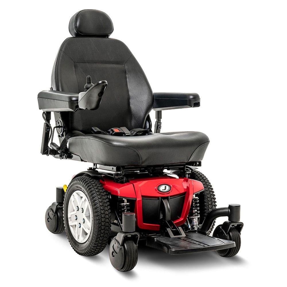Sedia a rotelle elettrica - Jazzy® 600 ES - Pride - da ...