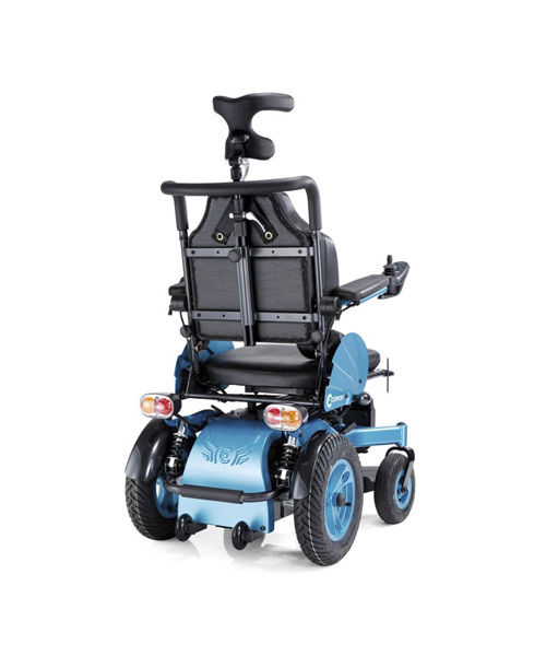 Sedia a rotelle elettrica - Angel LY-ESB240 - Comfort ...