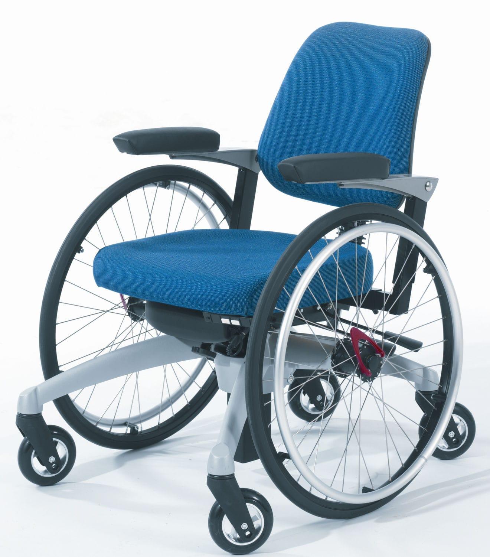 Sedia a rotelle attiva - LeTriple Wheels - Sowecare - da ...