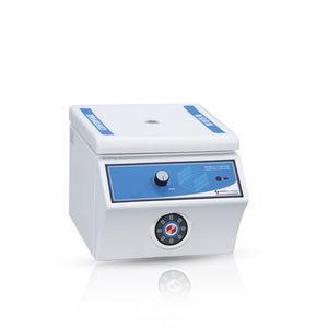 centrifuga per ematologia / a ematocrito / da banco