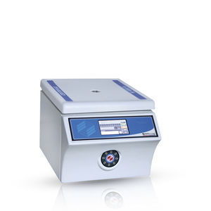 centrifuga da laboratorio / a ematocrito / da banco