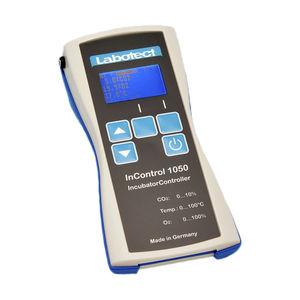analizzatore di controllo / O2 / CO2 / di temperatura