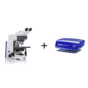 microscopio da laboratorio
