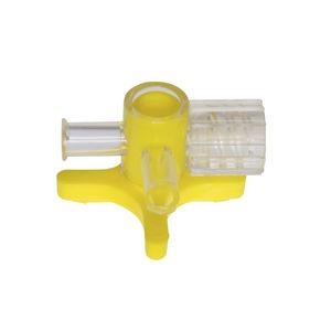 connettore per perfusione a T