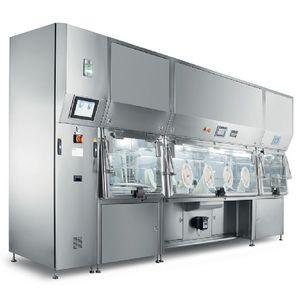 isolatore classe ISO 5 / per l'industria farmaceutica / asettico / per distribuzione