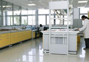 banco da laboratorio odontoiatrico / per istopatologia / per medicina nucleare / per sterilizzazione