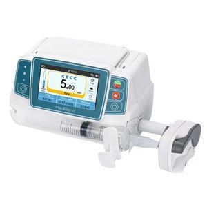 pompa-siringa per anestesia / a 1 via / pediatrica / con touch screen