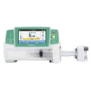 pompa-siringa a 1 via / con touch screen / in continuo / programmabile