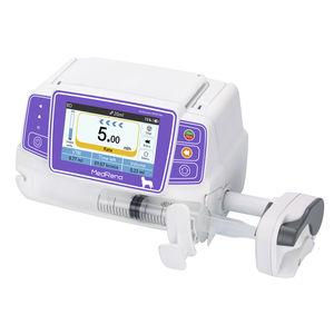 pompa-siringa veterinaria / a 1 via / modulare / con touch screen