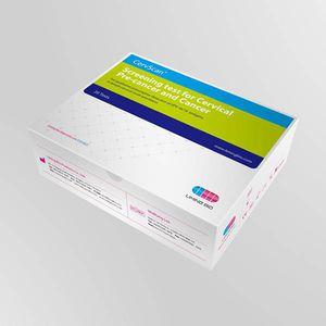 test rapido del cancro del collo dell'utero