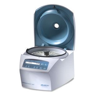 centrifuga da laboratorio / a ematocrito / da banco / compatta