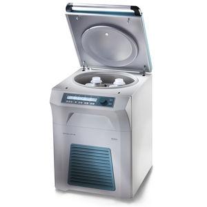 centrifuga da laboratorio / da terra / di grande capacità / refrigerata