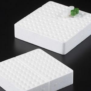 rack da laboratorio per microprovette / in polistirene