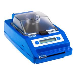 analizzatore di densità / per creamatocrito / per latte materno / portatile