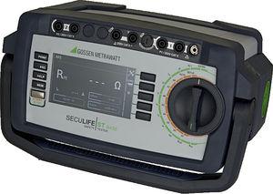 tester antimicrobico / di sicurezza elettrica / per dispositivi medici / compatto