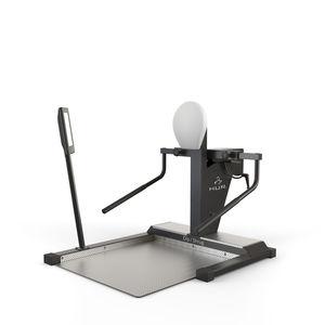 stazione per esercizi muscolari sollevamento delle spalle / dips seduti / esercizi per persone a mobilità ridotta