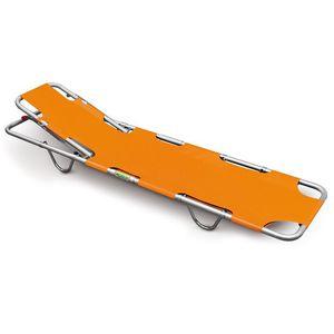barelle con schienale regolabile / a 2 sezioni