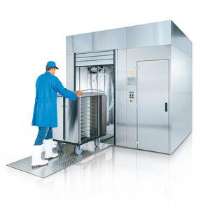 lavastrumenti a termodisinfezione per carrello