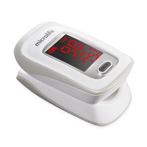 pulsossimetro digitale / senza fili / pediatrico