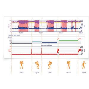 software di analisi / di gestione / di prova / di spirometria