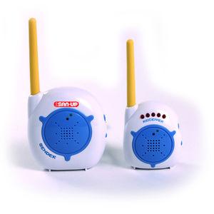 monitor per neonati con connessione wireless
