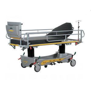 barella con carrello idraulica / Trendelenburg / anti-Trendelenburg / ad altezza regolabile