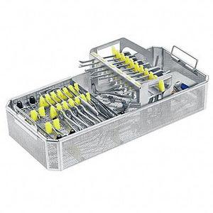 cestello di sterilizzazione per strumenti