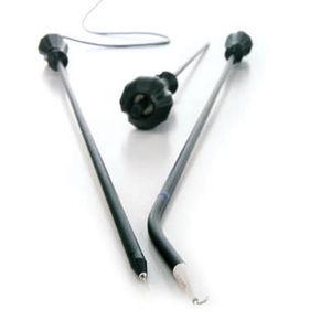 elettrodo toracoscopico / laparoscopico / a baionetta / a uncino