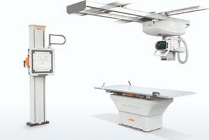 sistema di radiografia