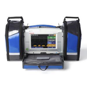 monitor multiparametrico ECG / di temperatura / etCO2 / PNI