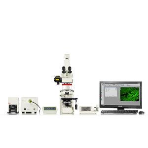 microscopio a fluorescenza / da laboratorio / per scienze della vita / per biologia