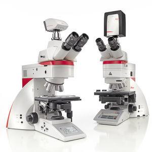 microscopio da ricerca / per scienze della vita / per biotecnologia / per biologia