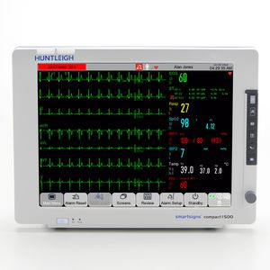 monitor ECG per paziente / RESP / etCO2 / PNI