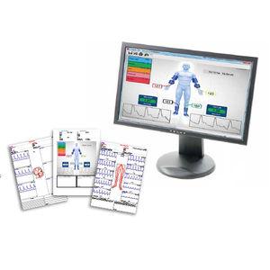 software di visualizzazione / per reportistica / diagnostico / di archiviazione