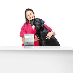 scanner CR veterinario