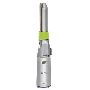 manipolo per chirurgia odontoiatrica / dritto / con getto d'acqua esterno / con illuminazione LED