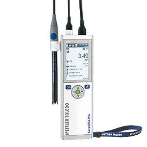pH-metro da laboratorio / portatile