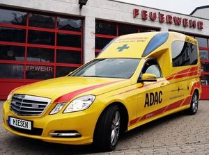 ambulanza furgoncino / tipo A
