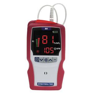 pulsossimetro palmare / con sensore separato