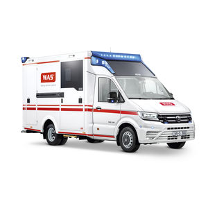 ambulanza di salvataggio / con compartimenti / tipo C