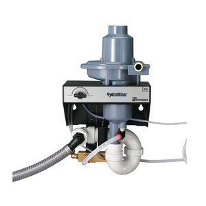separatore per pompe a vuoto acqua-aria