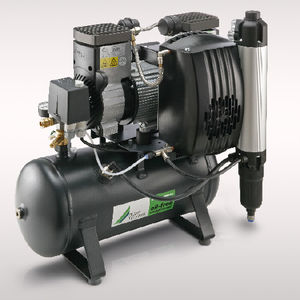 compressore d'aria con essiccatore d'aria