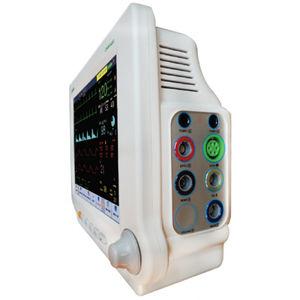 monitor ECG per paziente / PNI / SpO2 / di emergenza