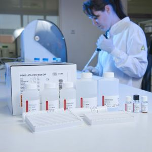 kit di test da ricerca